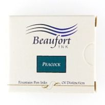 Peacock - 6 x international cartridges